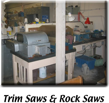 Trim Saws and Rock Saws
